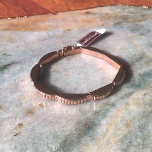 Rose Gold Henri Bendel Bracelet.